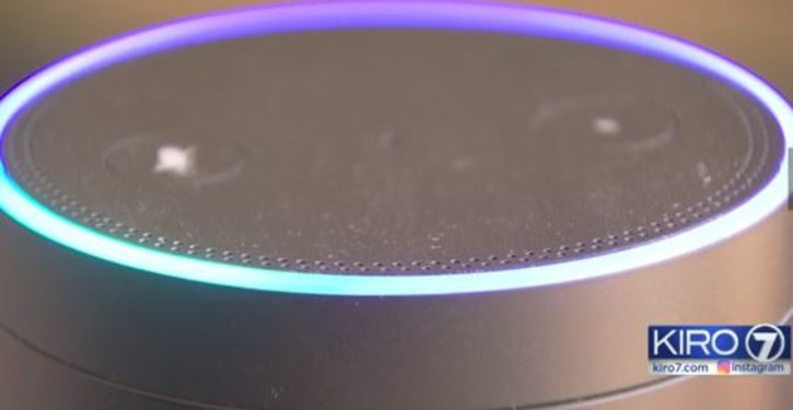 Sign of the times: Baby's first word was 'Alexa'