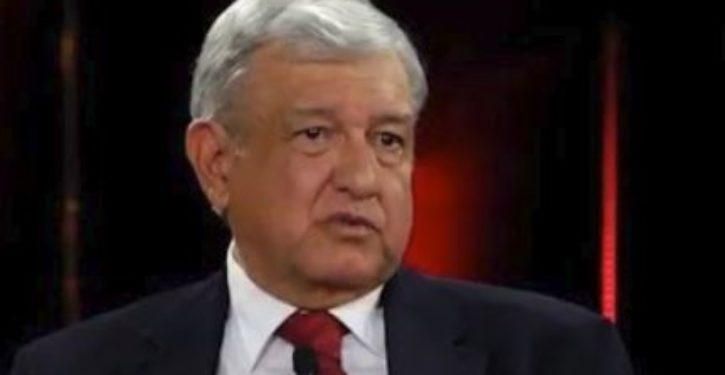Oh, goody! Mexican presidential candidate vows to fire back at Trump's 'offensive' tweets