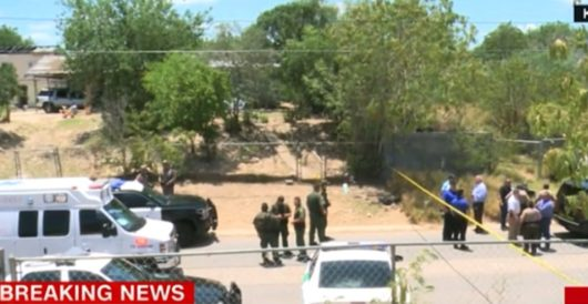 CNN obfuscates border shooting, instead of reporting what happened in plain English by J.E. Dyer