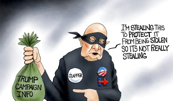 Cartoon of the Day: It takes a thief by A. F. Branco