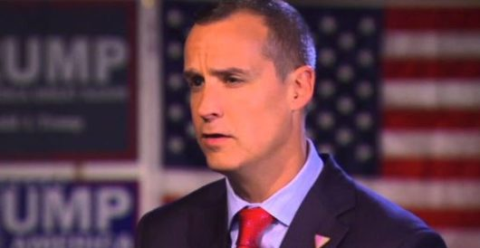 Former Trump campaign manager Corey Lewandowski is the GOP's new glue as midterms approach by Edward Woodson