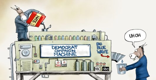 Cartoon of the Day: High octane by A. F. Branco