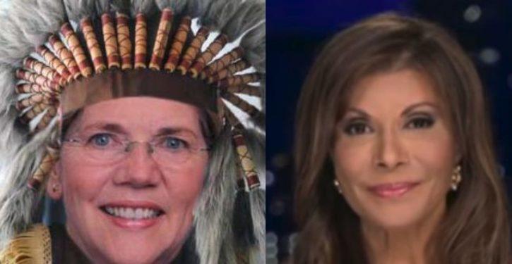 Actual descendant of Pocahontas challenges Elizabeth Warren to submit to DNA test