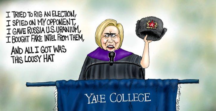 Cartoon bonus: Mad Hatter