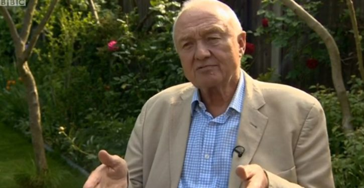 UK: Ken Livingstone, former mayor of London, to resign from Labour over anti-Semitism row