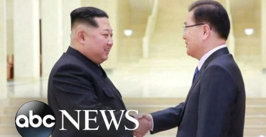 N Korea says it will destroy its nuclear test site weeks before Kim and Trump meet by Howard Portnoy