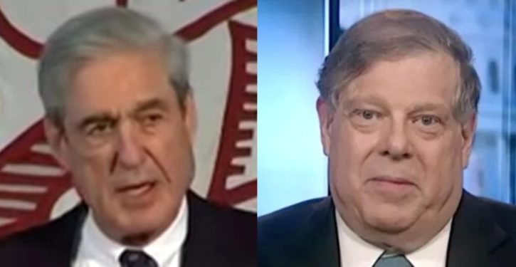Hmm: Longtime Clinton aide now says Mueller needs to be stopped to 'protect us all'