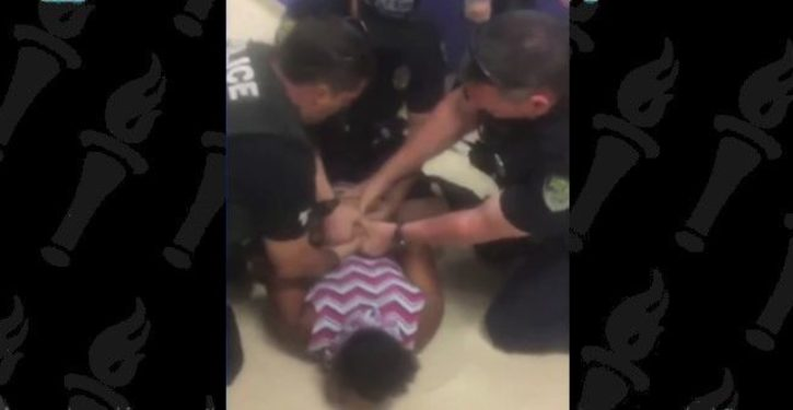 6 students, 1 parent arrested in Florida high school brawl