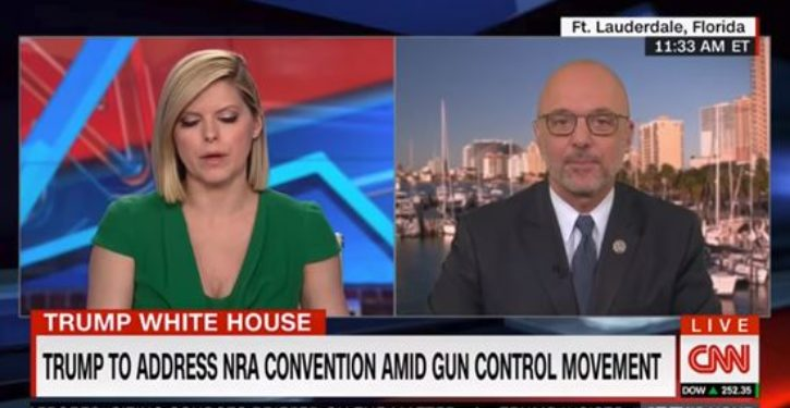 Dem rep calls for end to manufacture of semi-automatic guns, 'get them out of our communities'