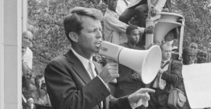 The party of Robert F. Kennedy is gone