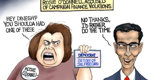 Cartoon of the Day: What's in your wallet? by A. F. Branco
