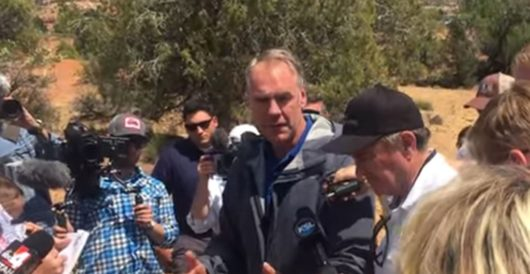 Democrats, frustrated in smear campaign against Pruitt, take aim at Interior Secretary Zinke by LU Staff