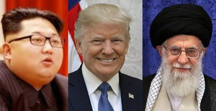 The art of the deal: North Korea now wants to patch things up; Iran literally extorting Europe on JCPOA