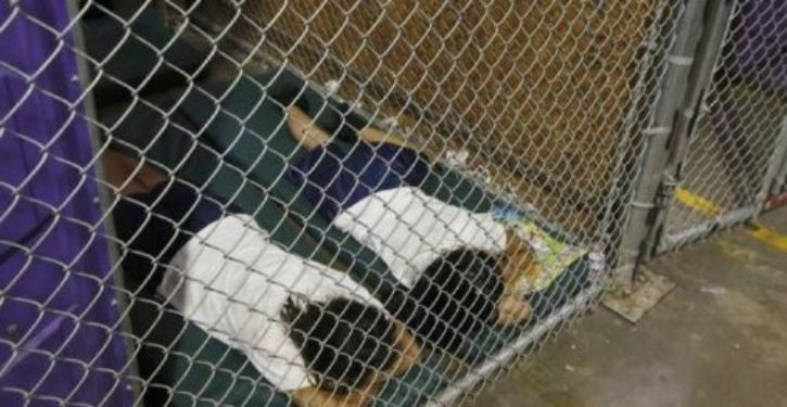 Report showing abuse of alien minors detained at border is liberals' dream: Just one problem