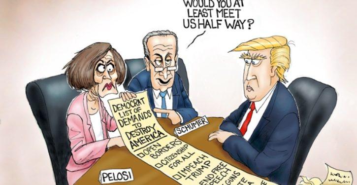 Cartoon of the Day: Half fool