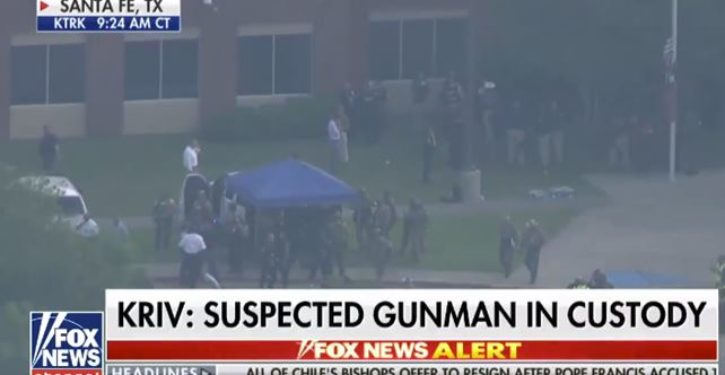 Shooting at Houston-area high school, 'multiple fatalities' reported