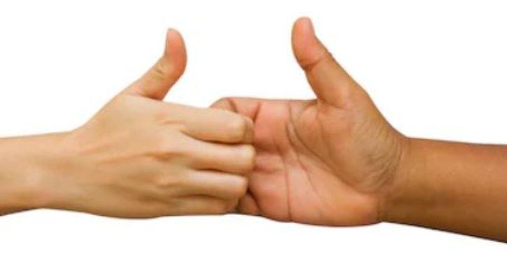 David Hogg declares war on the NRA: A 'thumb' war