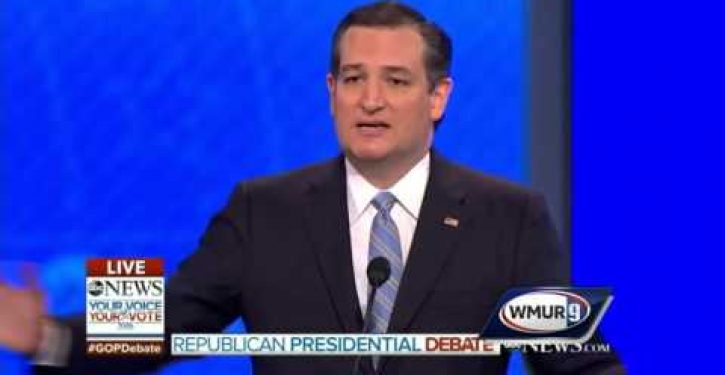 What Ted Cruz means when he talks about 'carpet bombing ISIS'