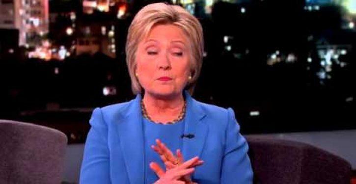 Suddenly Hillary Clinton WANTS to release classified documents — just not hers