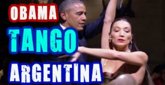 Video: See the POTUS-in-Chief dance the tango in Argentina! by J.E. Dyer