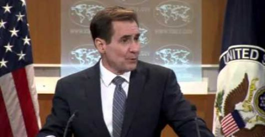 Frustrated AP reporter storms out of State Dept. briefing when he can't get straight answer by Ben Bowles