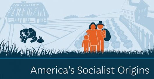 Video: Prager U on America's socialist origins by Howard Portnoy