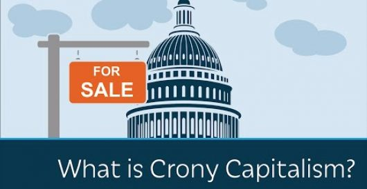 Video: Prager U explains crony capitalism by LU Staff