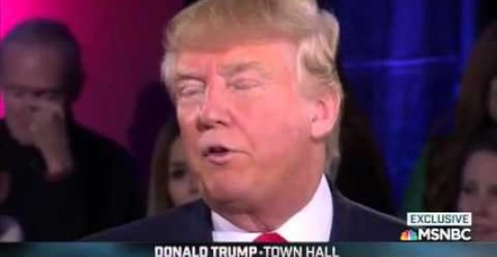 Trump accidentally admits he's just like this radical left-winger