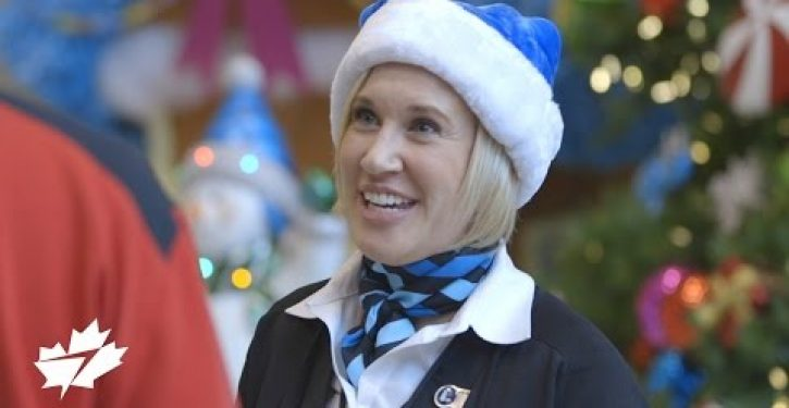 The spirit of Christmas is epitomized in WestJet's 12,000 mini-miracles