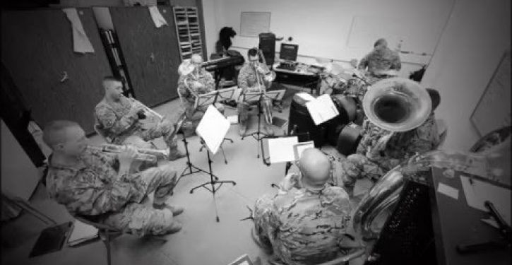 Fort Drum soldiers deployed to Afghanistan perform 'Jingle Bell Rock'