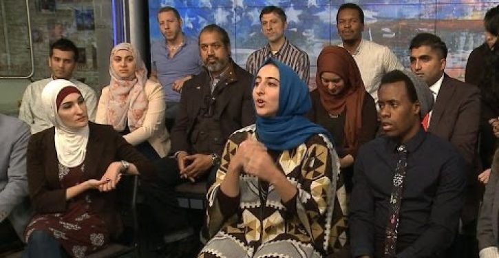 CBS accused of editing out Muslim Americans' criticism of U.S. from Luntz focus group