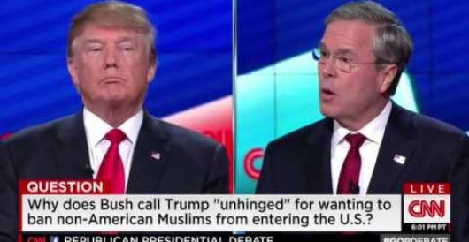 Poll: And the winner of Tuesday's GOP debate is… by Ben Bowles