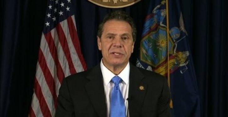 Cuomo: Trump is a recruitment poster for ISIS