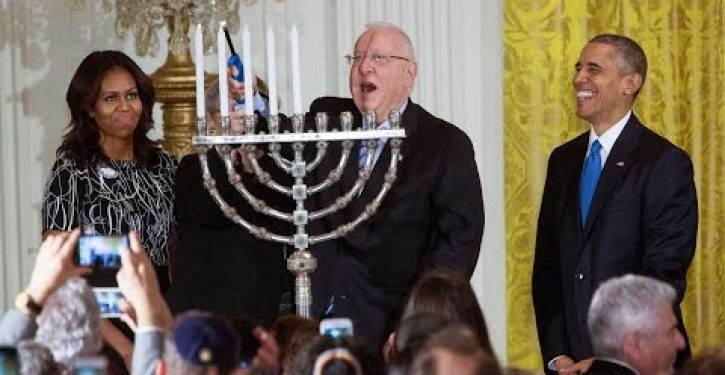 Chanukah: Season of stealing Jewish ceremonies to pimp radical agendas