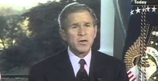 After years of dumping on George W. Bush, Dems suddenly (hypocritically) praise him by Jeff Dunetz