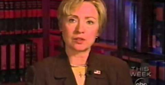 Hillary then and now: Muslims have everything/nothing to do with terrorism by Joe Newby