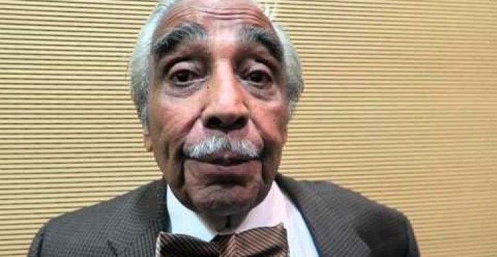 Glass houses: Charlie Rangel unloads on the Tea Party