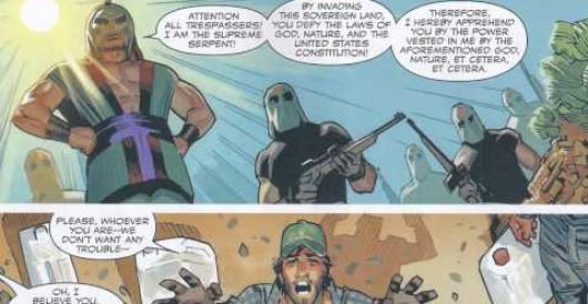 Marvel Comics' latest villain may seem familiar by Howard Portnoy