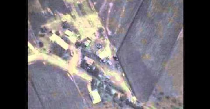 Russian strikes, Day 1: No ISIS targets; 'demarche' to U.S.: 'Don't fly here'
