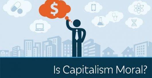 Video: Prager U asks whether capitalism is moral by Howard Portnoy