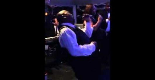 Video: Gag reflex test — Hillary dancing at Martha's Vineyard by LU Staff