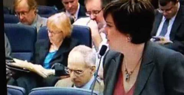 Flashback: Planned Parenthood lobbyist argues for killing babies born alive after failed abortion