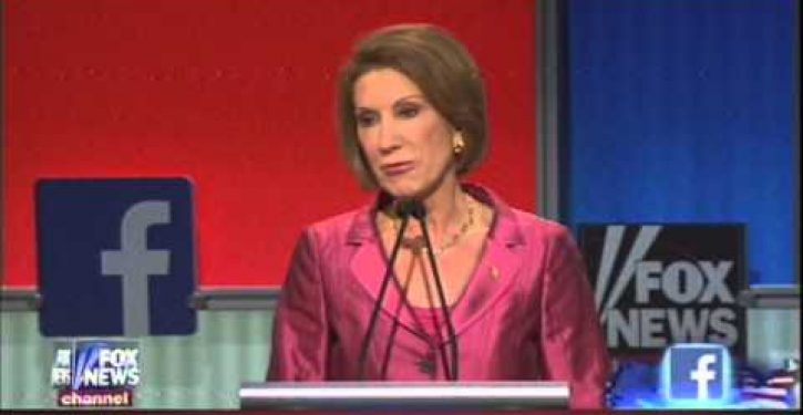 Why Carly Fiorina is rising in the polls (and why it matters)