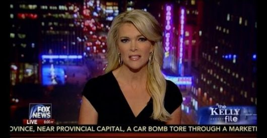 Megyn Kelly addresses Donald Trump's remarks by T Grimsley