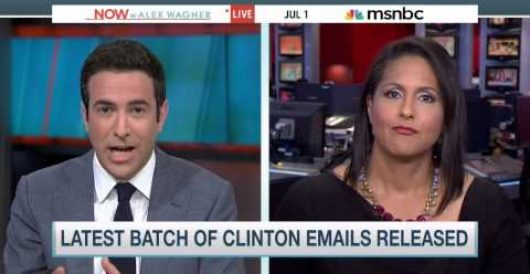 Video: Hillary spokesman can't say if Pres. Clinton would OK private emails by Howard Portnoy