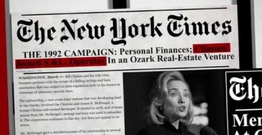 Stop Hillary PAC lunches new ad on her 'legacy' of corruption (Video) by LU Staff