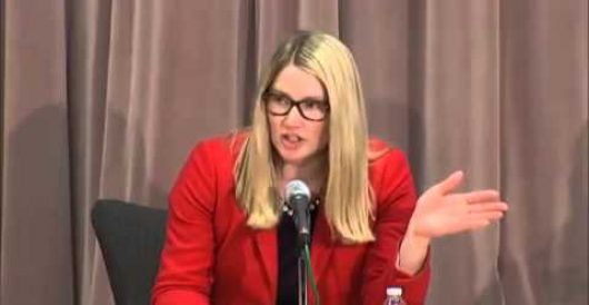 Marie Harf takes to the airwaves to accuse critics of her 'jobs for jihadists' comment of sexism (Video) by Howard Portnoy