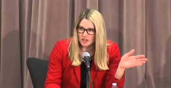 Marie Harf takes to the airwaves to accuse critics of her 'jobs for jihadists' comment of sexism (Video)