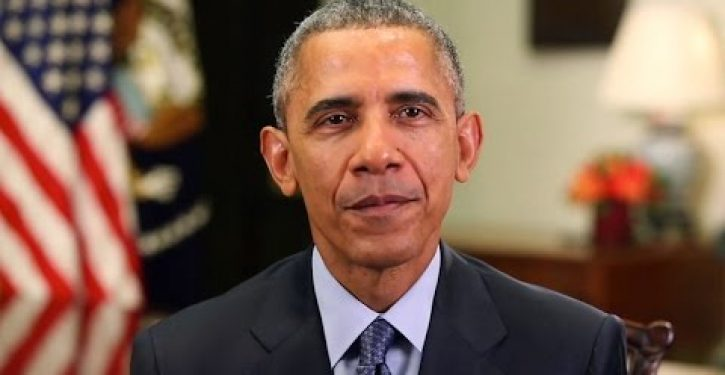 No, Obama, Iran's — and U.S.'s — 'best opportunity in decades' was 2009 Green revolt, which you sat out