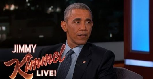 On 'Jimmy Kimmel' show, Obama demonstrates his skill at mob manipulation (Video) by Deneen Borelli